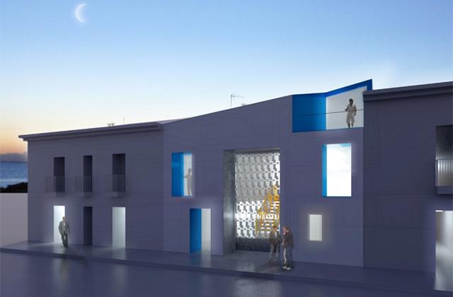 Diego l pez fuster arquitectura - Casas en tabarca ...